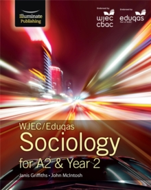 Image for WJEC/Eduqas Sociology for A2 & Year 2