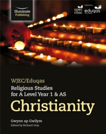 Image for WJEC/Eduqas Religious Studies for A Level Year 1 & AS - Christianity