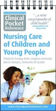 Image for Clinical Pocket Reference Nursing Care of Children and Young People