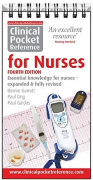 Image for Clinical Pocket Reference for Nurses