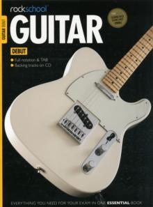 Image for Rockschool Guitar - Debut (2012)