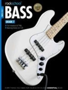 Image for Rockschool Bass Grade 7 (2012-2018)