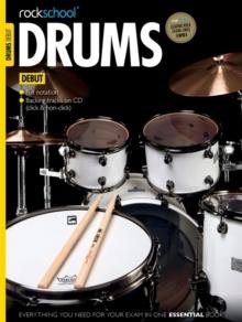 Image for Rockschool Drums: Debut