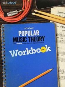 Image for Rockschool Popular Music Theory Workbook Grade 7
