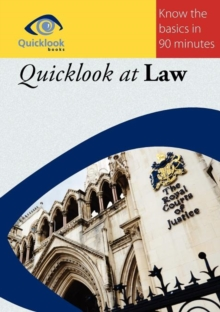 Image for Quicklook at Law