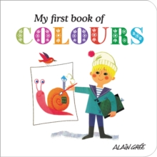 Image for My first book of colours