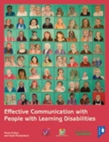 Image for Effective Communication with People with Learning Disabilities: A Training Pack