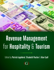 Image for Revenue management for hospitality and tourism