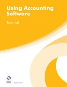 Image for Using Accounting Software Tutorial