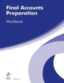 Image for Final Accounts Preparation Workbook