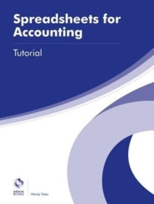 Image for Spreadsheets for accounting: Tutorial