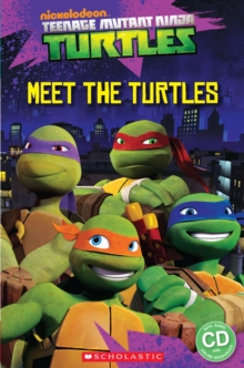 Image for Teenage Mutant Ninja Turtles: Meet the Turtles!
