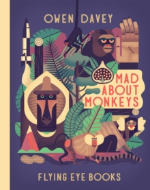 Image for Mad about monkeys