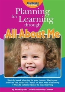 Image for Planning for learning through all about me