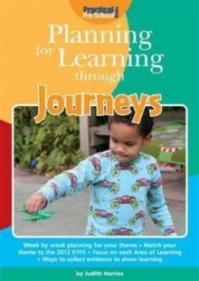 Image for Planning for learning through journeys