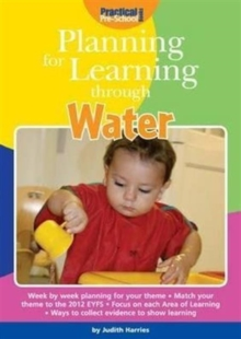 Image for Planning for learning through water