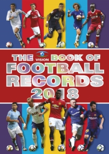 Image for The Vision book of football records 2018