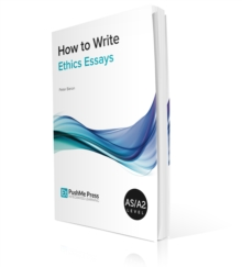 Image for How to Write Ethics Essays
