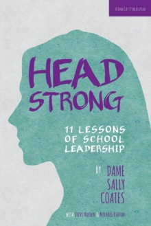 Image for Headstrong : 11 Lessons of School Leadership