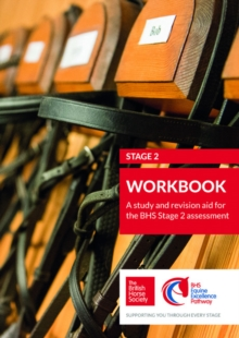 Image for BHS Stage 2 workbook: a study and revision aid for the BHS Stage 2 assessment