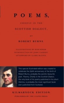 Image for Poems, chiefly in the Scottish dialect