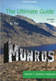 Image for The ultimate guide to the Munros  : the Southern Highlands