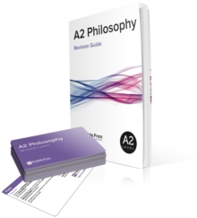 Image for A2 Philosophy Revision Guide and Cards for AQA