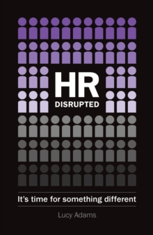 Image for HR disrupted  : it's time for something different