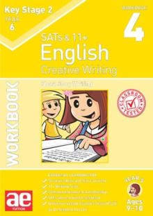 Image for KS2 Creative Writing Year 6 Workbook 4 : Short Story Writing
