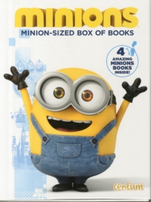 Image for Minions: Minion-Sized Box of Books
