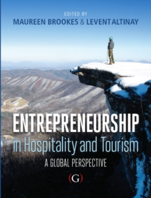 Image for Entrepreneurship in hospitality and tourism  : a global perspective