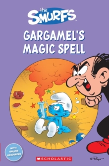 Image for Gargamel's magic spell