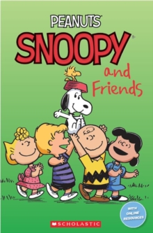 Image for Snoopy and friends