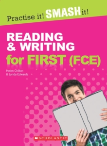 Image for Reading and writing for first (FCE) with answer key