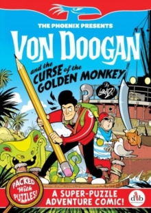 The curse of the golden monkey - Etherington, Lorenzo