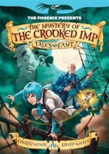 The mystery of the crooked imp - Mason, Conrad