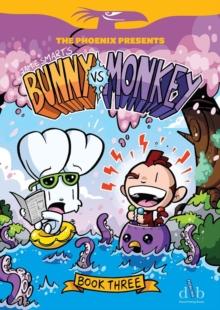 Bunny vs MonkeyBook three,: Year two, January-June - Smart, Jamie