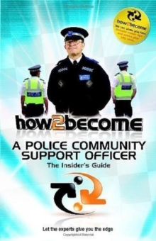 Image for How To Become a Police Community Support Officer (PCSO)