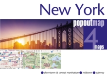 Image for New York PopOut Map