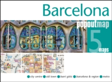 Image for Barcelona PopOut Map