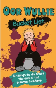 Image for Oor Wullie's bucket list