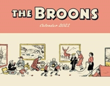 Image for The Broons Calendar 2021