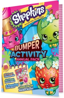 Image for Shopkins Activity Annual Bumper Pack