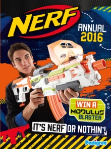 Image for Nerf Annual 2016