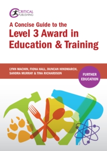 Image for A concise guide to the level 3 Award in Education and Training