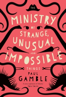 Image for The ministry of strange, unusual and impossible things