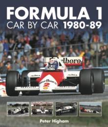 Image for Formula 1  : car by car 1980-89