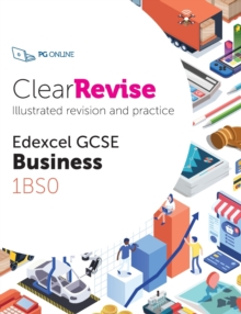 Image for ClearRevise Edexcel GCSE Business 1BS0
