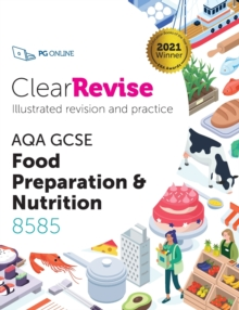 Image for ClearRevise AQA GCSE Food Preparation and Nutrition 8585