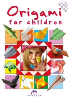 Image for Origami for children